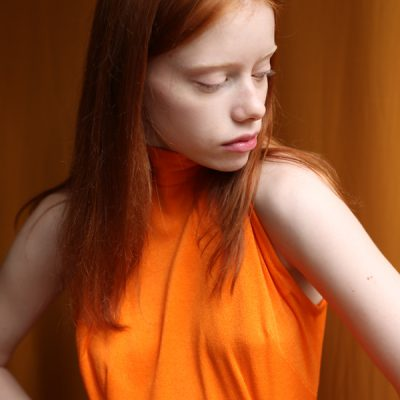 orange_dress_vintage